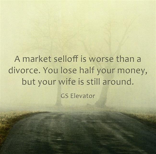 A-market-selloff-is